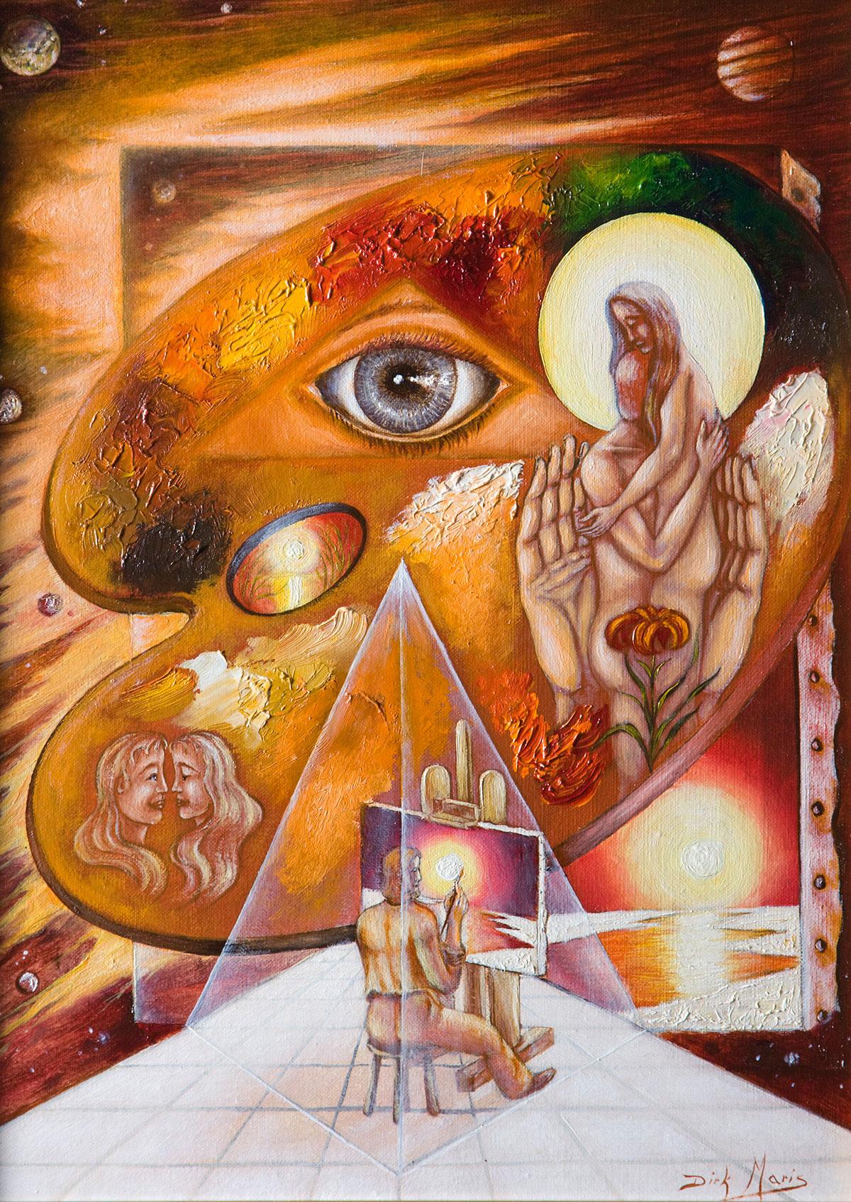 Over mijn symbolische werken